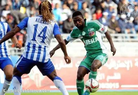 Babatunde Credits Extra Training For Raja Form, Goals