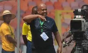 Aigbogun Blames Poor Finishing For Enyimba Defeat