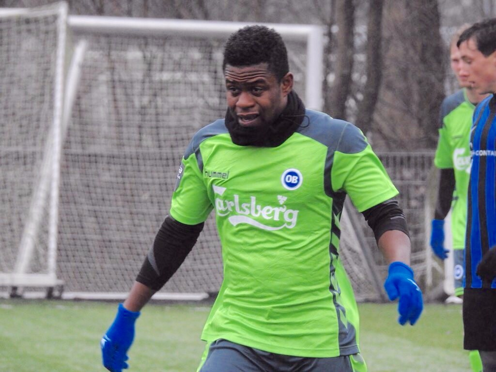 Uzochukwu Hungry For More Trophies In Denmark