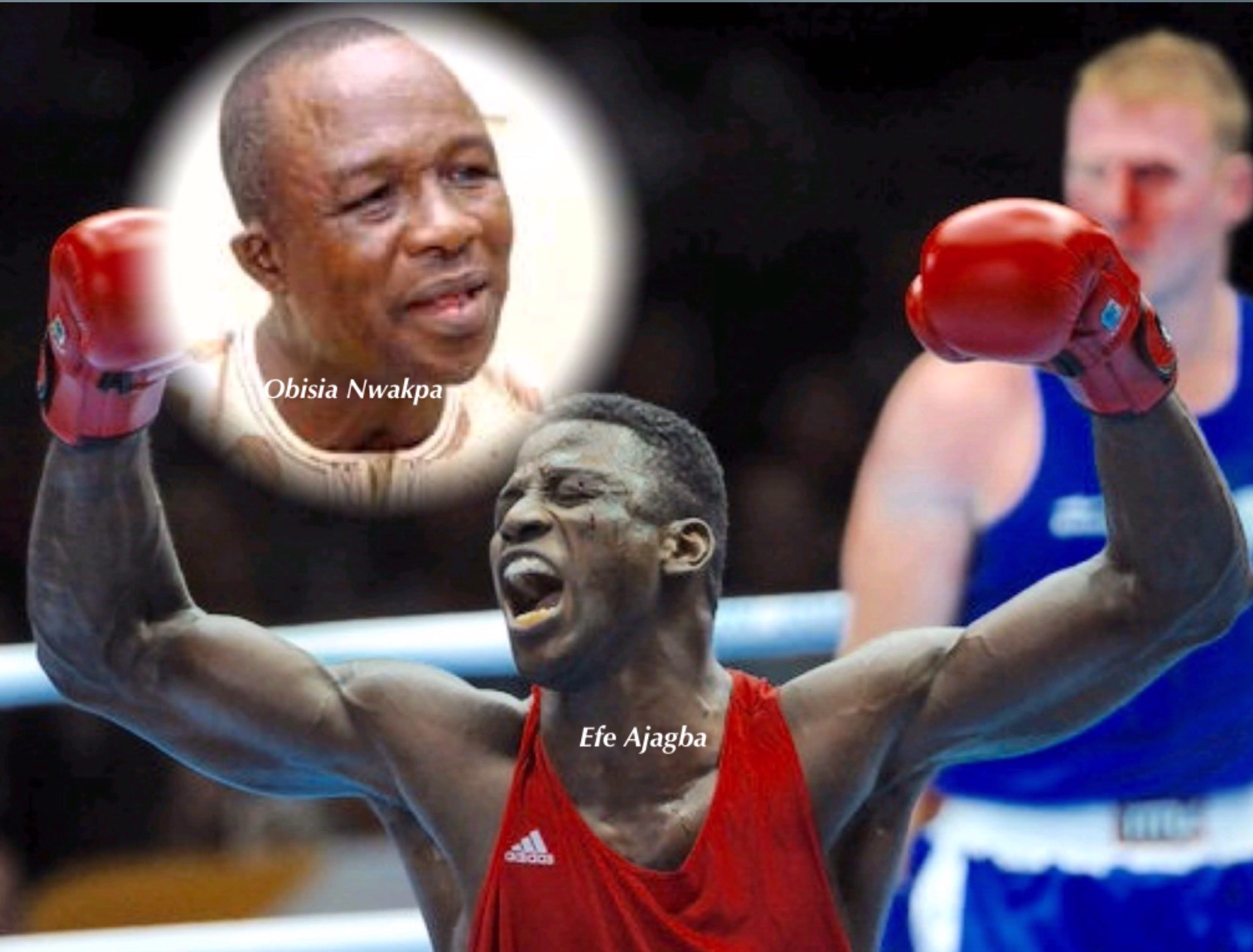2016 Olympics: Nwakpa, Olalehin Disagree On Nigeria's Boxing Medals Chances