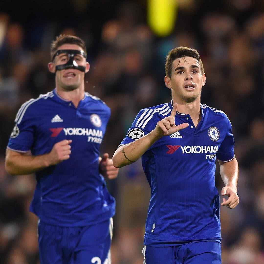 Oscar: I Love Chelsea, I'm Not Going To China