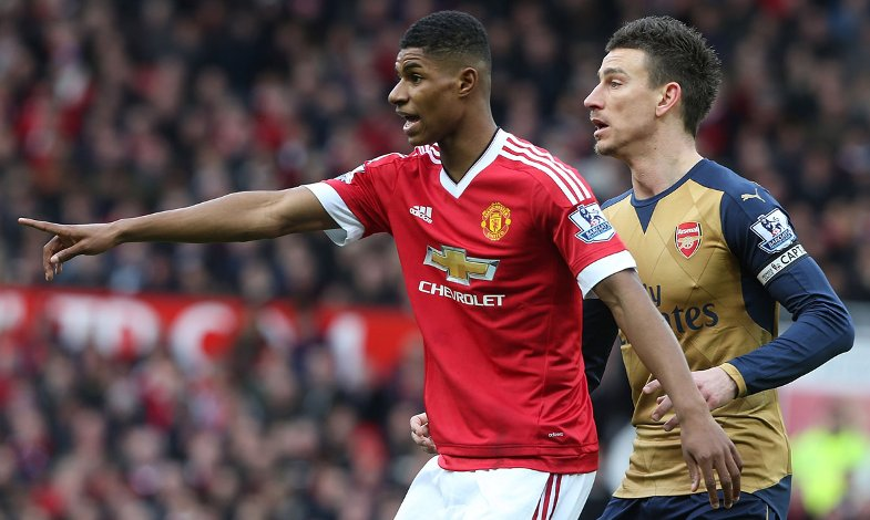 LVG Decries Media Attention On Rashford, Tips Leicester For Title