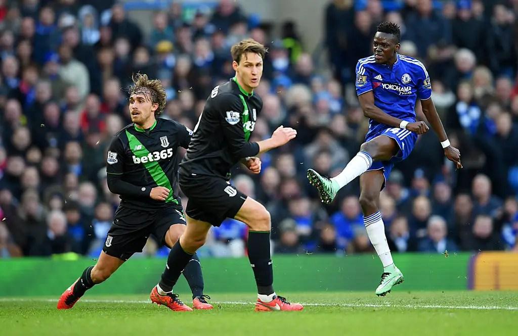 Stoke City Hold Chelsea At Stamford Bridge