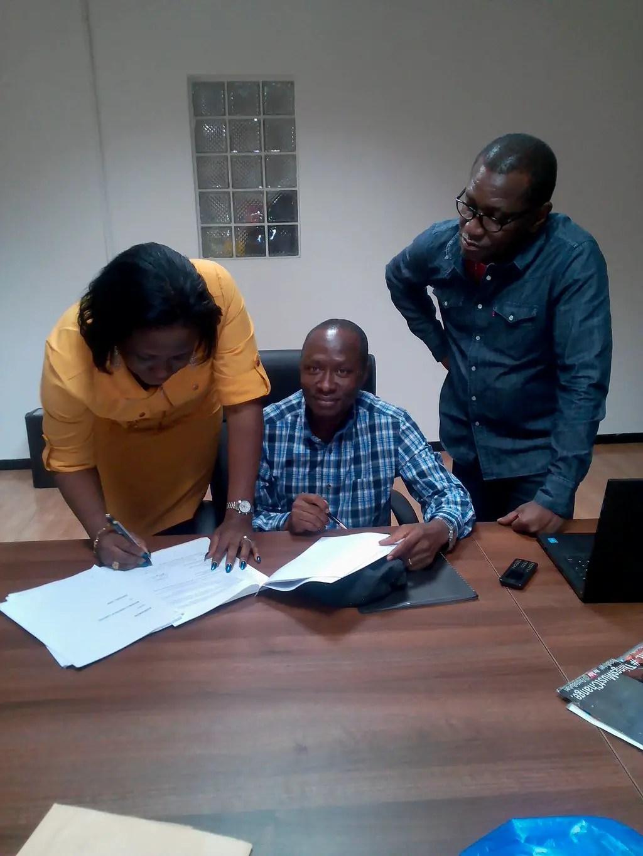 Ikorodu United Name Okpodu New Head Coach