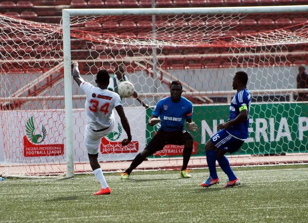NPFL: Rangers Maul Akwa United, Go Top; Heartland Stop MFM