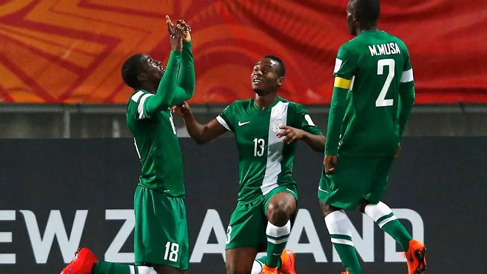 Nigeria Through To U-20 AFCON Qualifiers 2nd Round