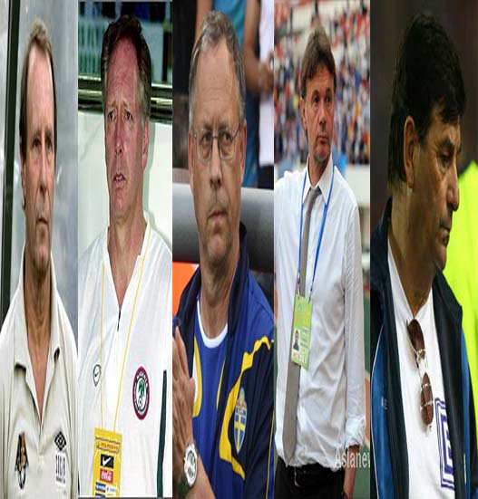 FOREIGN COACH XI: Nigeria's 11 Expatriate Coaches, Their Failures And Successes