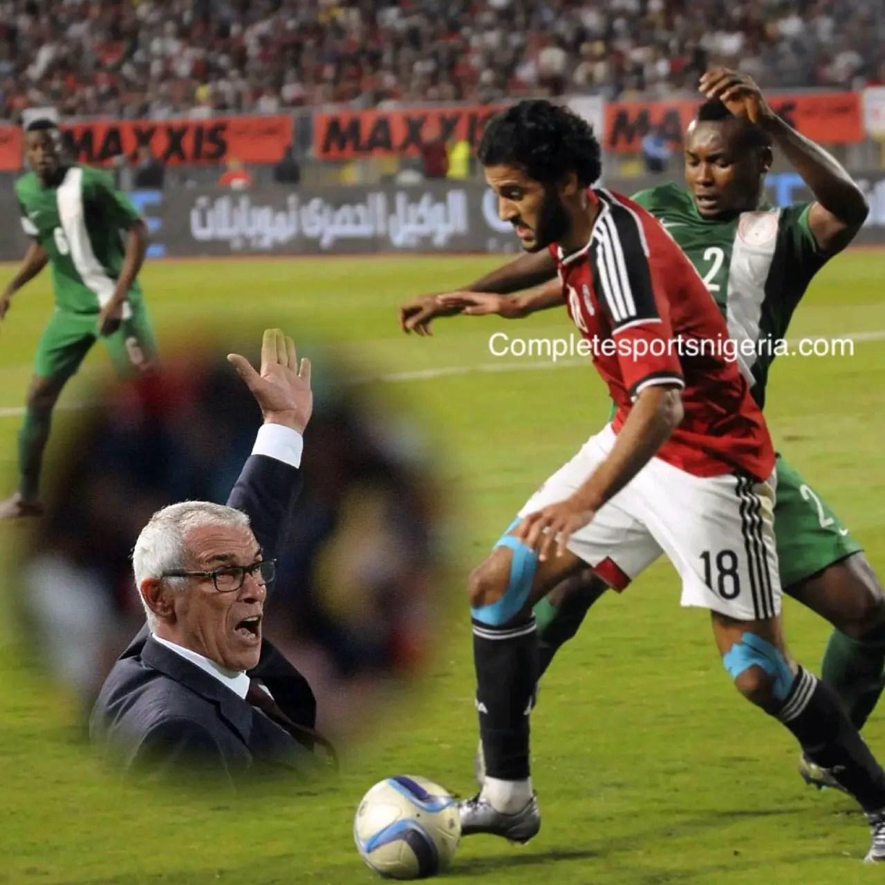 Egypt Coach, Cuper: We Had Tough Time Against Nigeria