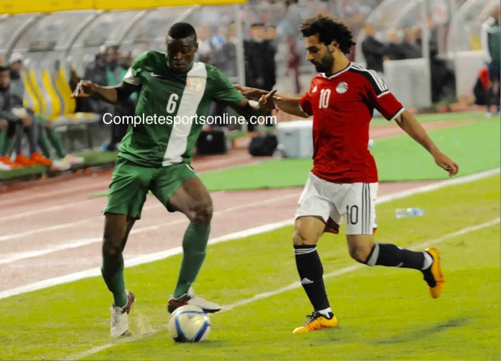 Amuzie Reveals Injury Setback Vs Egypt, Apologises For Eagles' Failure