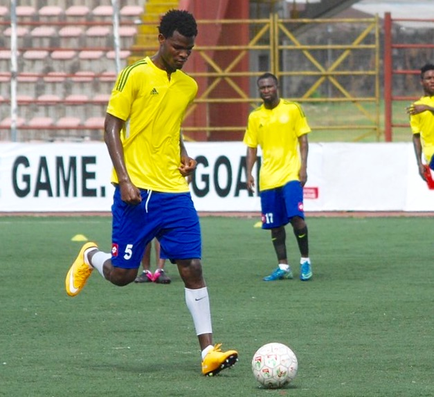 Rivers United Defender, Douhadji: I Want To Help Togo Qualify For 2017 AFCON
