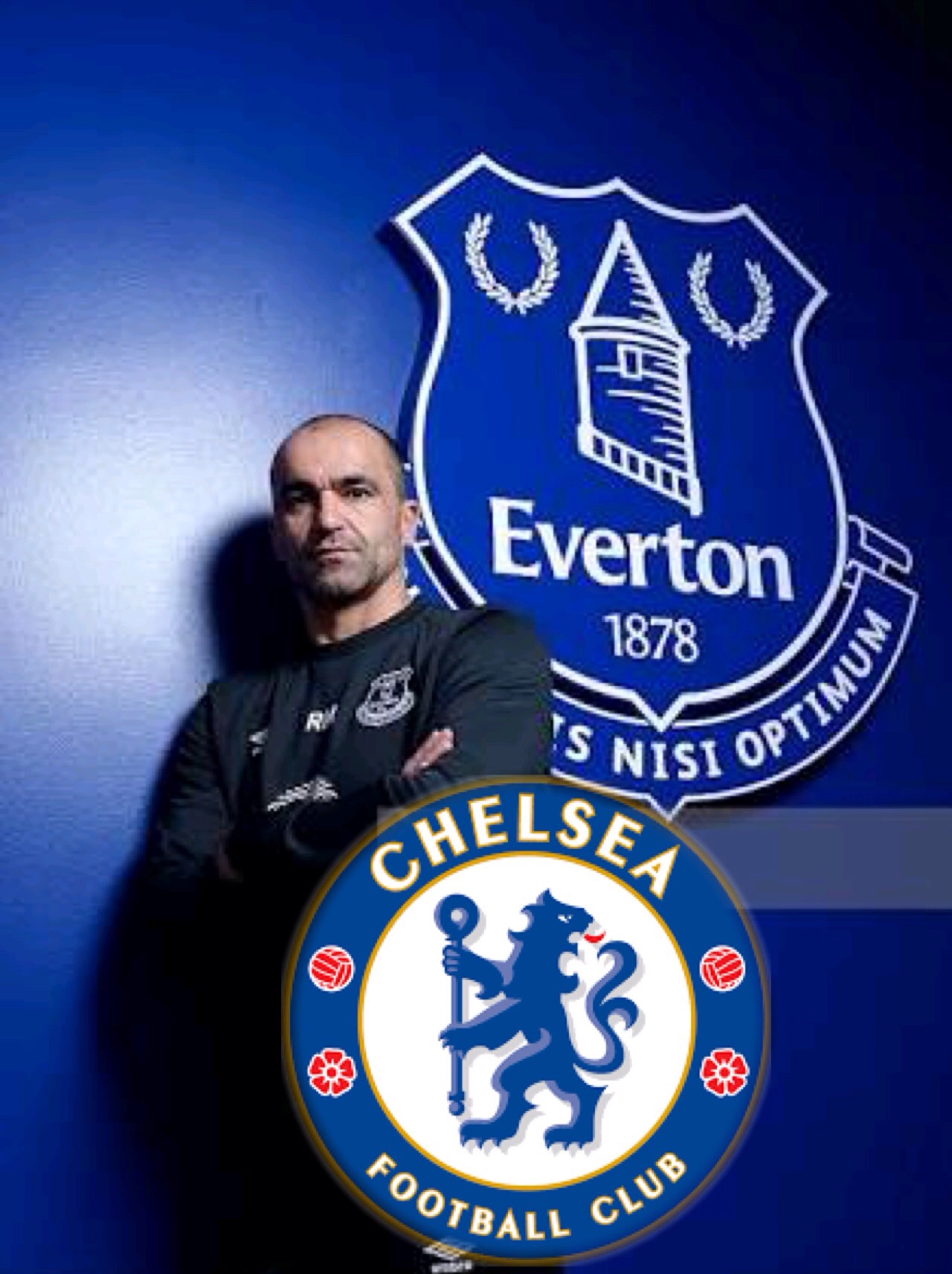 FA Cup Q/Finals: Everton Coach, Martinez Weighs Up Chelsea