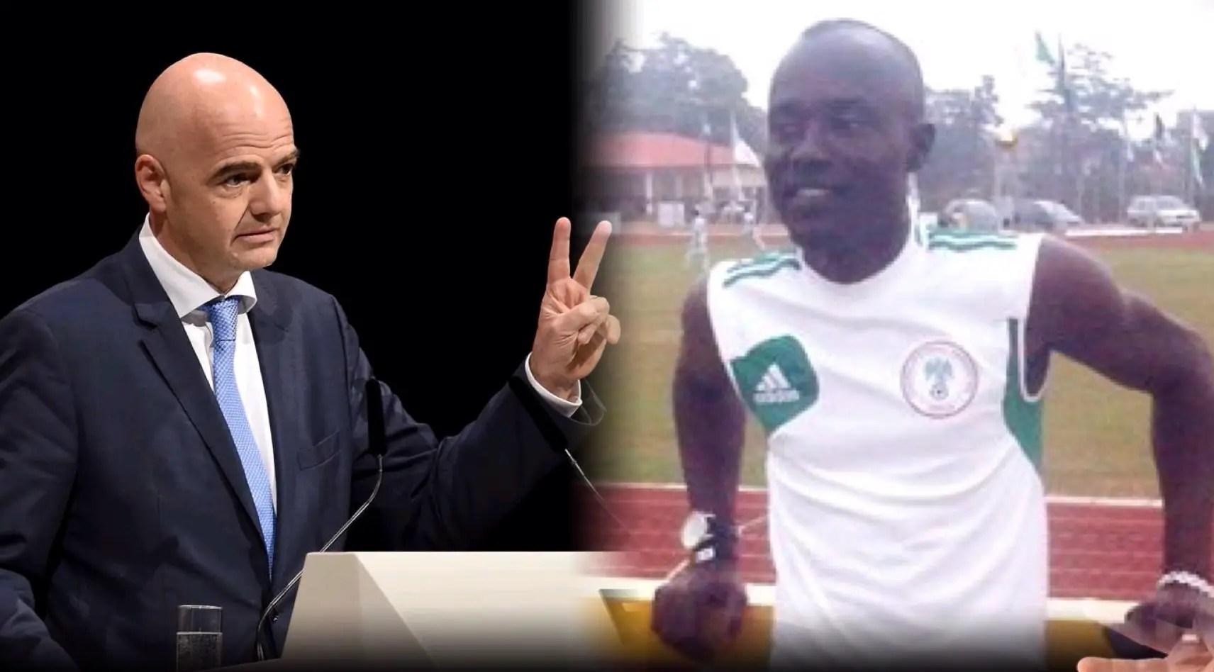 FIFA Commiserates With NFF Over Okon's Death