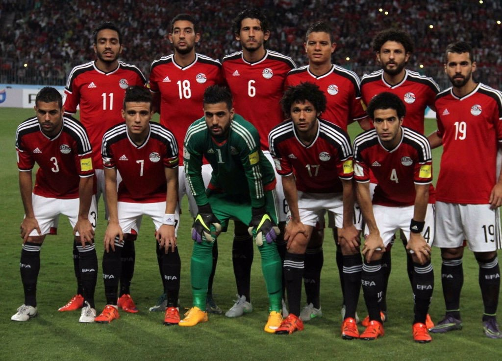 Egypt Beat Tanzania To Confirm AFCON Return