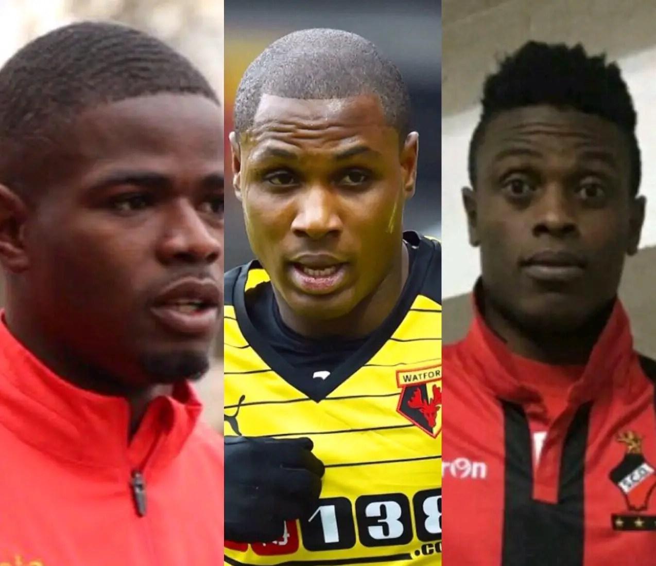Echiejile, Ighalo, Amuzie Arrive Monday Ahead Egypt Match