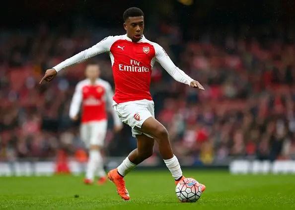 Iwobi, Akpom To Start Pre-Season With Arsenal Vs RC Lens