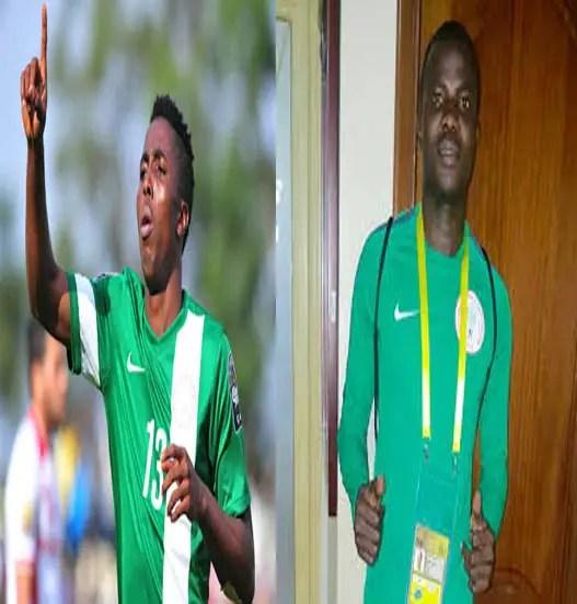 Chikatara, Obaroakpo Unfazed By Eagles Blackout, Vow To Make Big Comeback