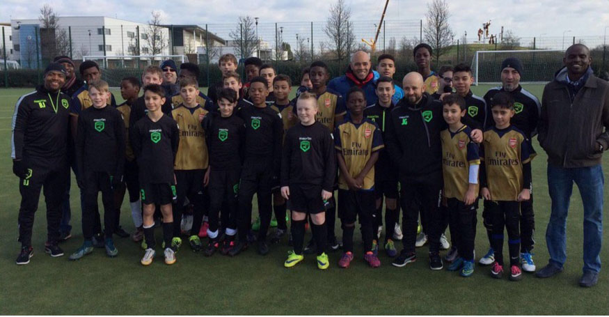 Kanu Unveils Canada Residential Soccer Camp