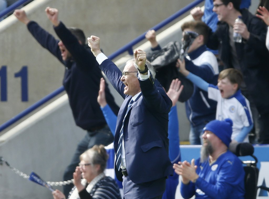 Ranieri: Leicester City Fighting For Champions League Spot