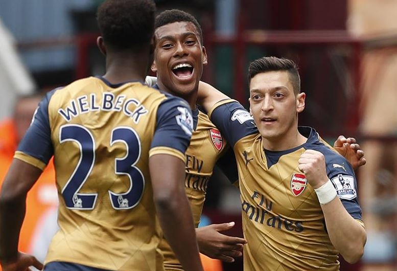 Iwobi Grabs Two Assists In Dramatic West Ham, Arsenal Draw