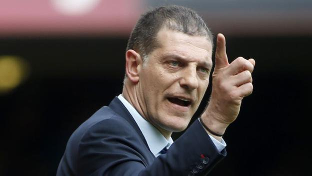 FA Cup: Bilic Vows To Field Strong Team Vs Man City