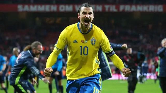 Nigeria Foes Sweden Include Zlatan In Rio 2016 Squad