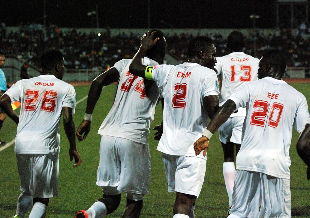 Federation Cup: Rangers Zoom Into R32, To Face ABS