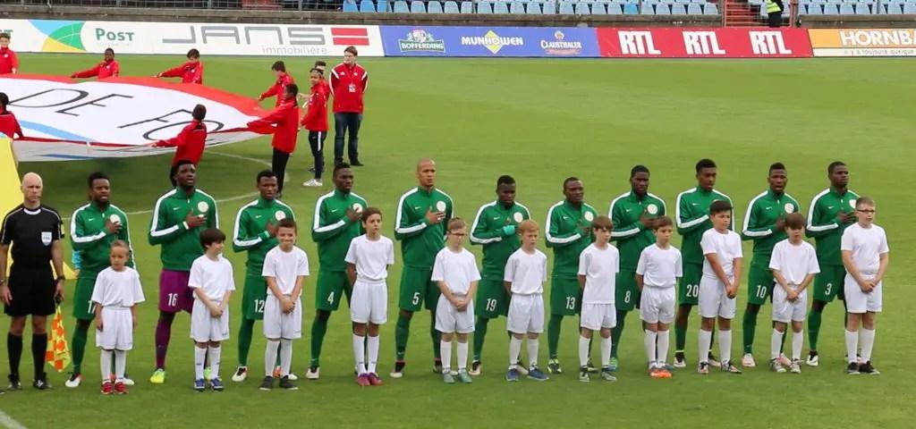 Ideye, Iheanacho, Ighalo Score As Nigeria Beat Luxembourg