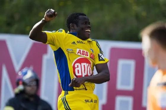 Oduamadi, Taiwo On Target In HJK Win