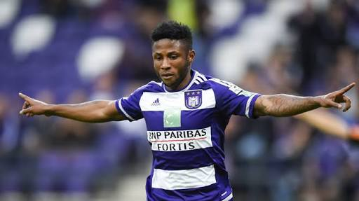 Ezekiel Rues Poor Form For Anderlecht