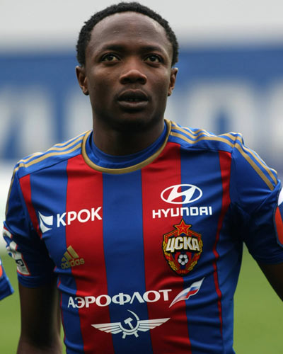 CSKA Coach: Musa Perfect For EPL, Will Join Leicester