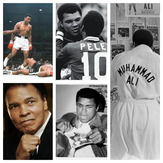 """""""I'M KING OF THE WORLD""""! 14 Memorable Muhammad Ali Quotes"""