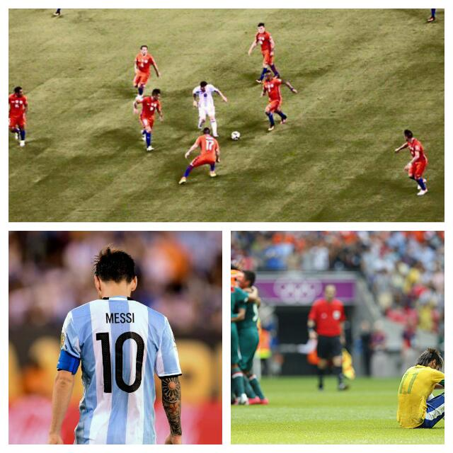 NEARLY MEN: Argentina, Nigeria, Other Consecutive Losing Finalists