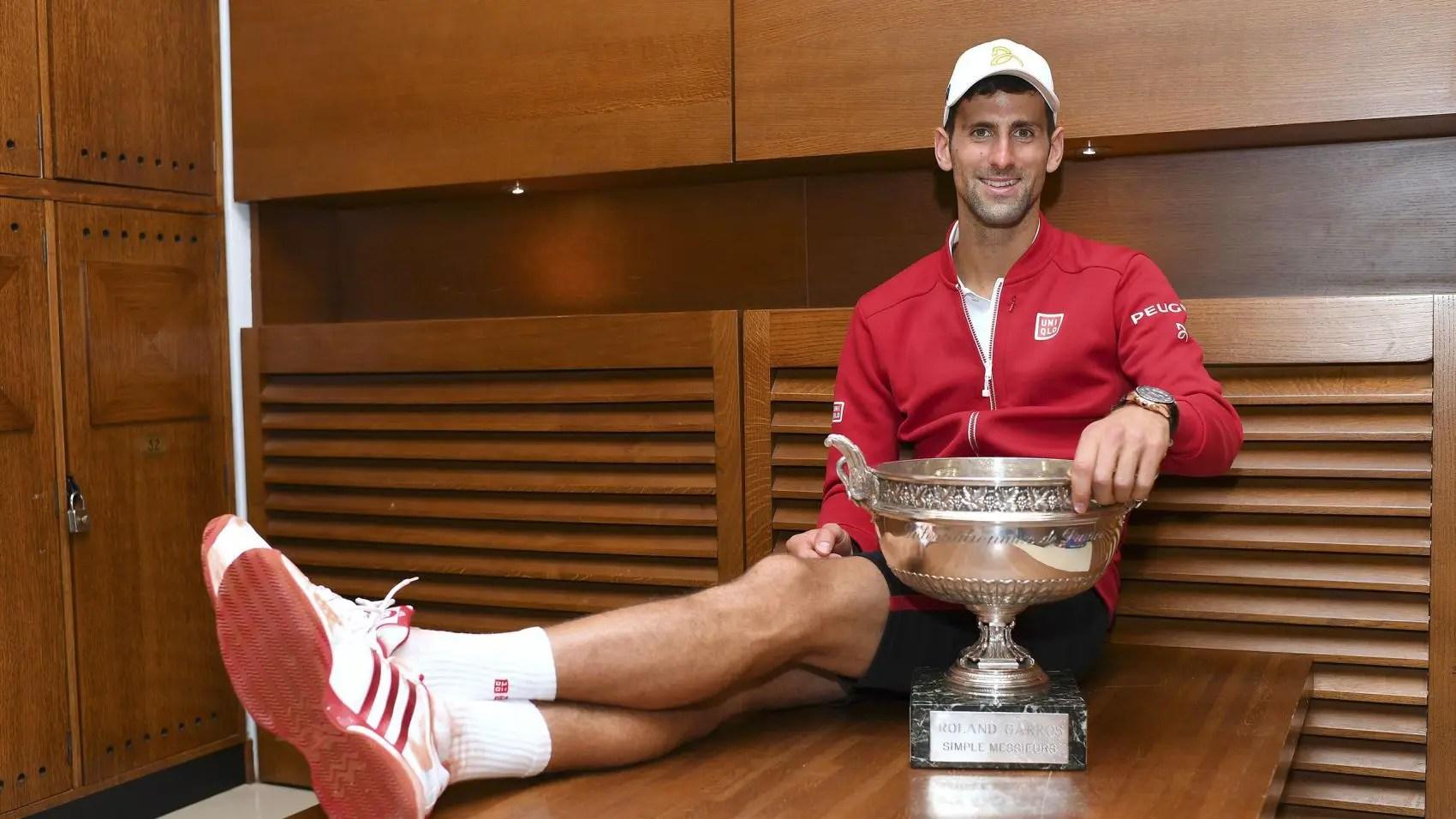 Djokovic Beats Murray To Win First French Open, 12th Slam