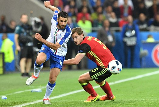 Superb Italy Brush Off Disappointing Belgium