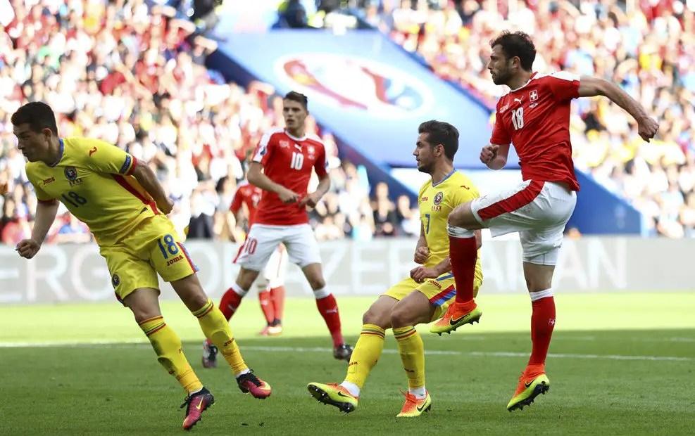 Xhaka Shines As Switzerland Hold Romania