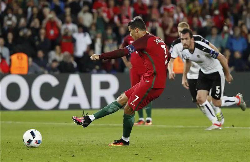 Ronaldo Misses Penalty As Austria Hold Misfiring Portugal