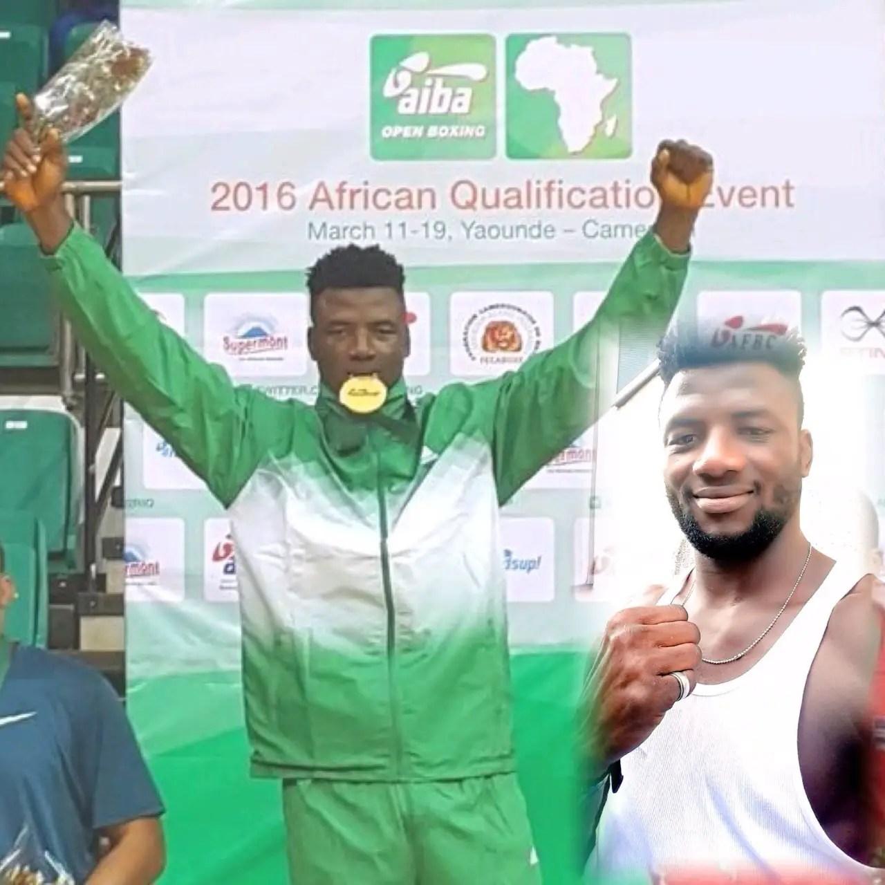 Konyegwachi Tips Ajagba For Rio 2016 Boxing Medal