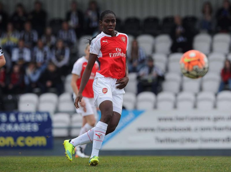 Oshoala Has Mixed Feelings After Arsenal's Defeat To Liverpool