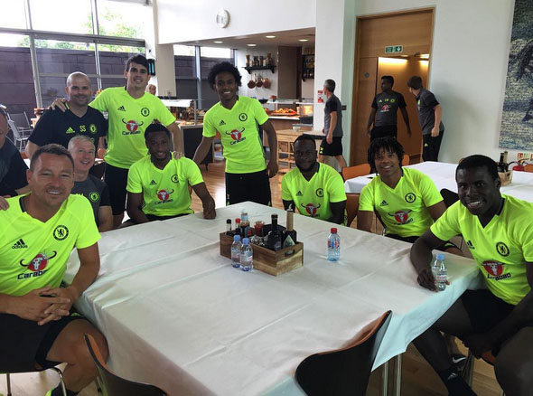 Mikel, Moses Begin Pre-Season Training With Chelsea