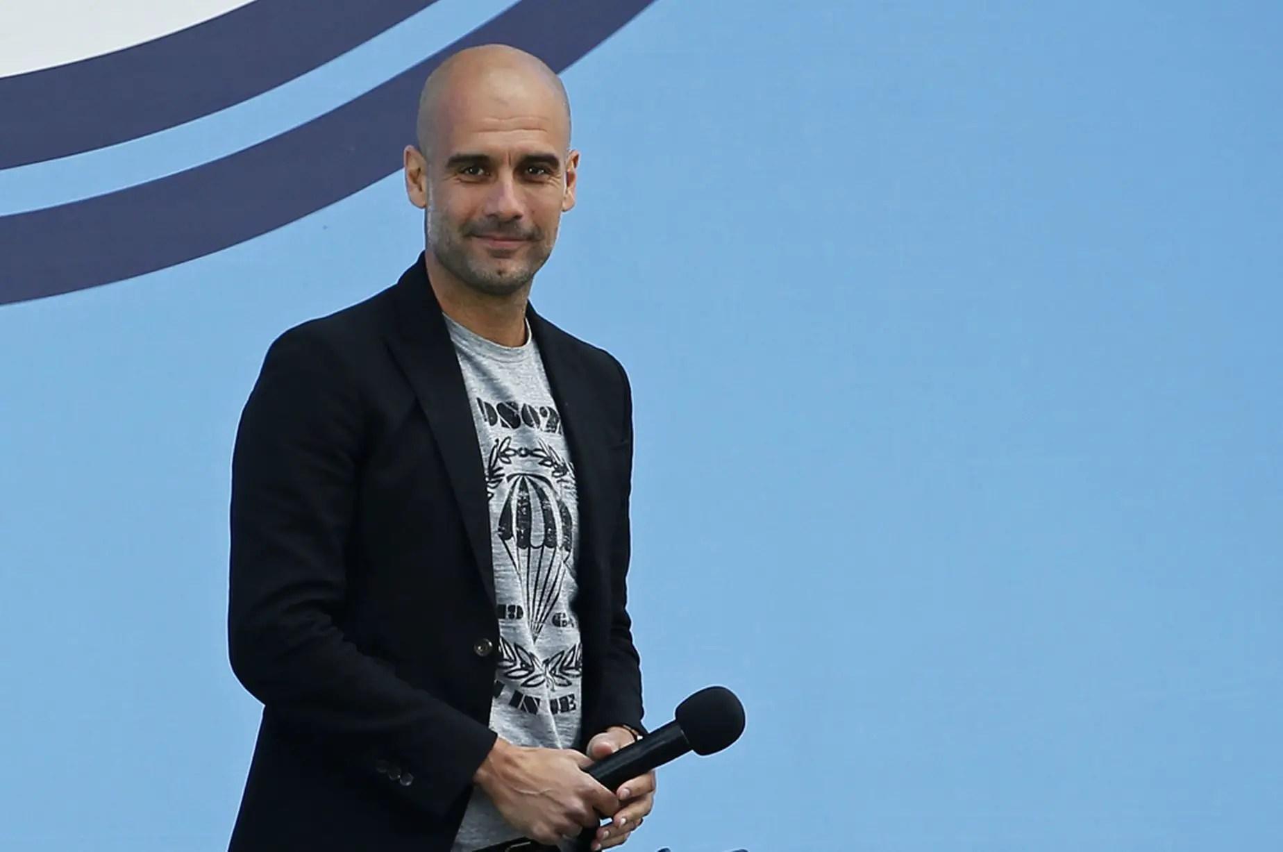 PEP TALK: Guardiola On Mourinho, Conte, Sterling, Toure, Style