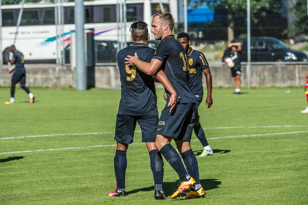Echiejile Stars, Falcao Scores As Monaco Draw With Basel