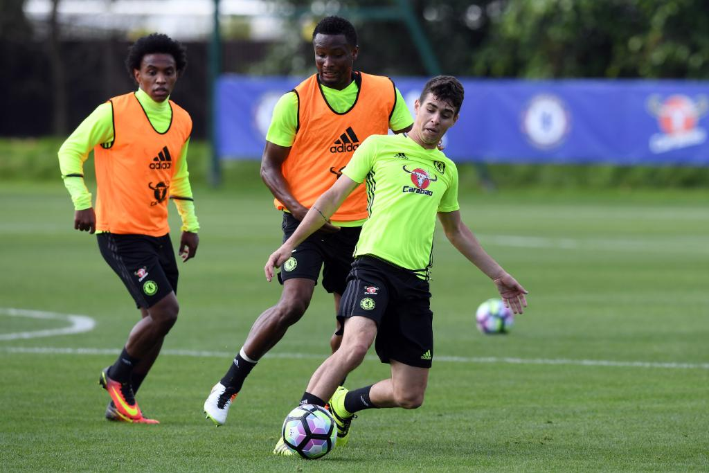 Mikel, Moses In Austria With Chelsea Squad, Omeruo Out