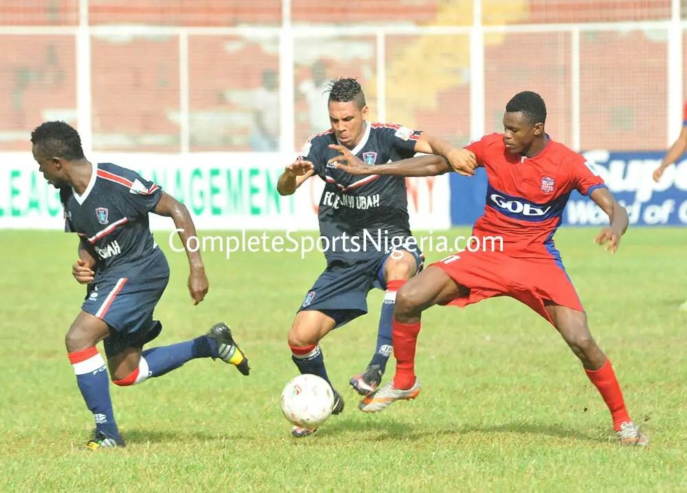 NPFL: Enyimba Fall To Plateau; Ikorodu, Nasarawa Draw