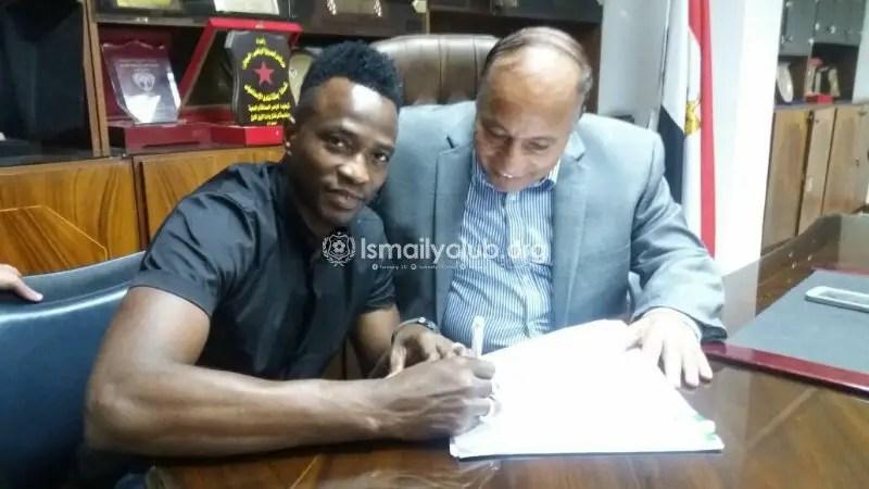 Ismaily Confirms John Utaka's Return