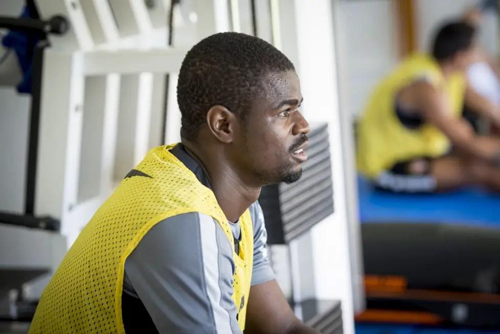 Echiejile In Switzerland With Monaco For Pre-Season