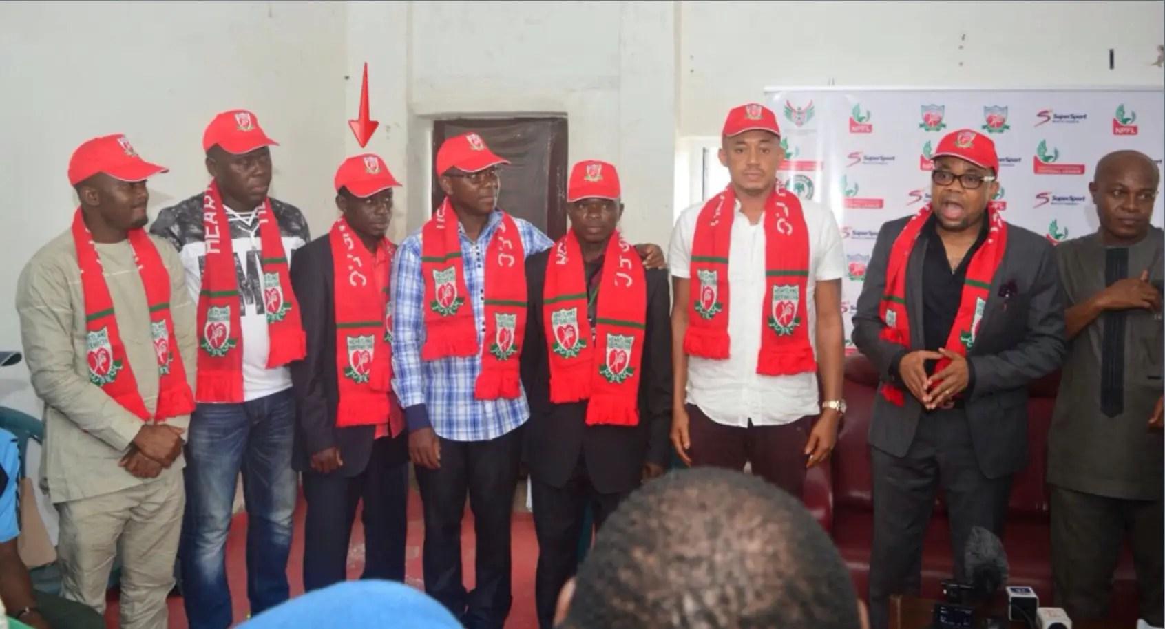 Mobi Oparaku Appointed Heartland Team Manager