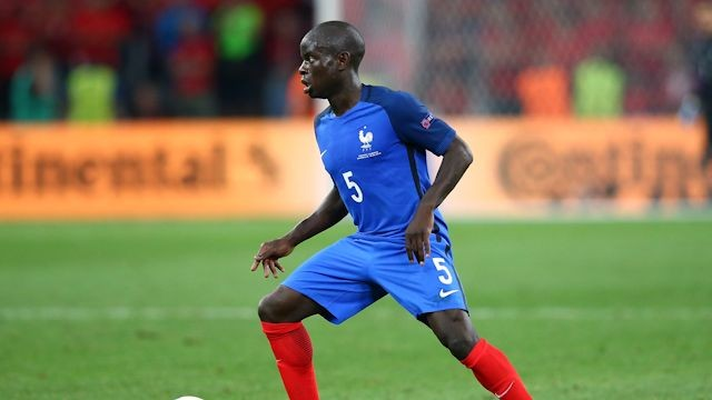 N'Golo Kante Signs Five-Year Chelsea Deal