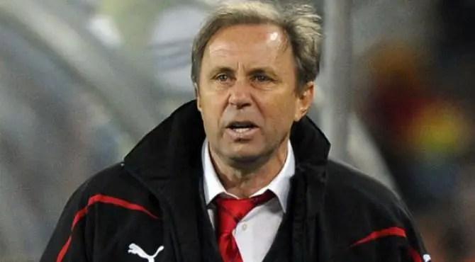 Algeria Coach: Nigeria, Cameroon, Zambia Tough Group Foes