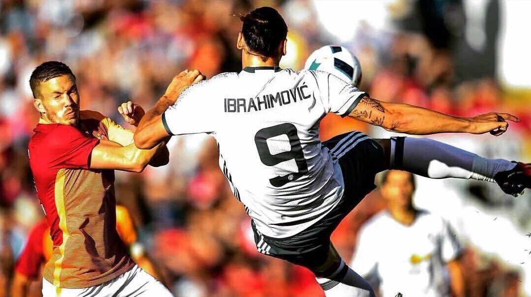 Zlatan Scores Stunner On Man United Debut In Gala Rout