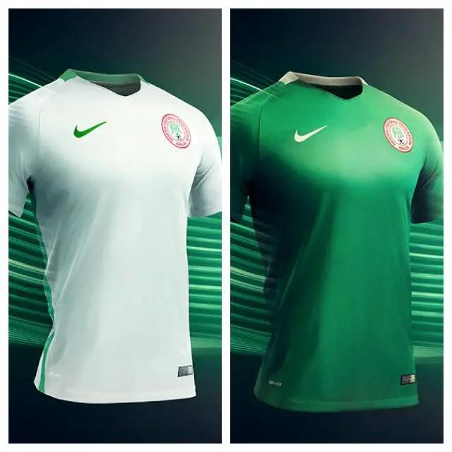 U-23 Eagles To Wear New Nigeria Nike Jerseys In Rio